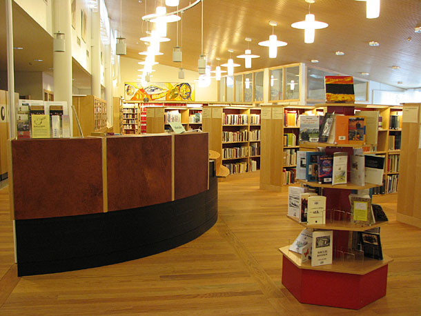 Arkiv och bibliotek